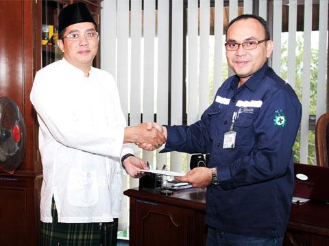 batulicin, bantuan Masjid Kota Baru