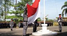 Jhonlin Group, PT. Jhonlin Sasangga Banua, Upacara Kemerdekaan, Kalimantan Selatan, tanah Bumbu, Batulicin, h isam