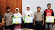 Jhonlin Group, PT. Jhonlin Agromandiri, Beasiswa, Kalimantan Selatan, tanah bumbu, Batulicin, h isam