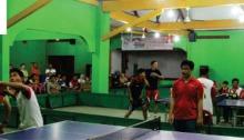 Jhonlin Group, Lomba Tennis Meja, Kalimantan Selatan, Tanah Bumbu, Batulicin, h isam