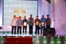 Jhonlin Group, Jhonlin Radio, KPID Awards 2014, Kalimantan Selatan, Tanah Bumbu, Batulicin, h isam